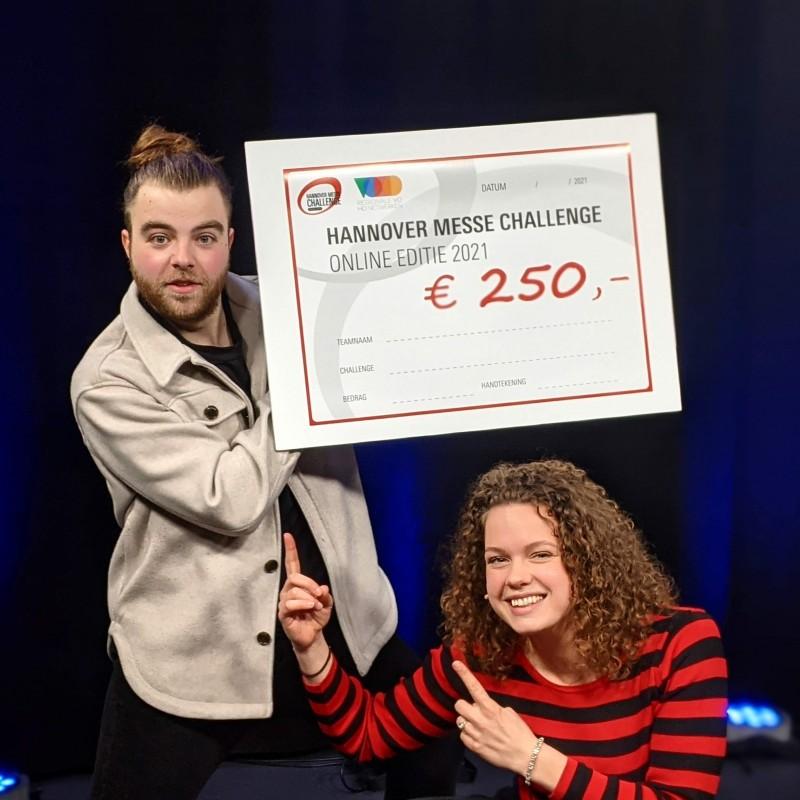 2021.12.05 - Hannover Messe Challenge 2021