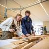 2020.17.12 - Twents Carmel College, meubelmaker Benno Grintjes