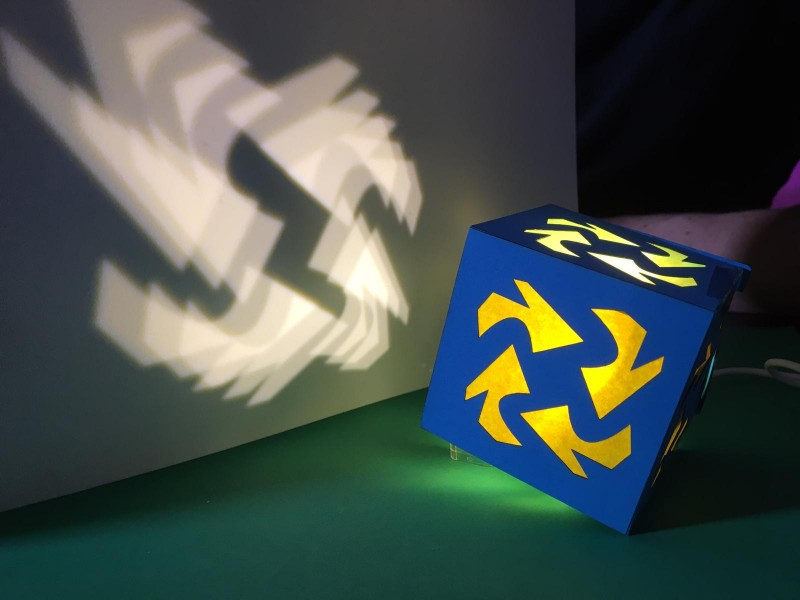 2020.21.10 - Volwassenen volgen thuis workshops 3D printen en lasercutten tijdens MaakMeeMaand - 02