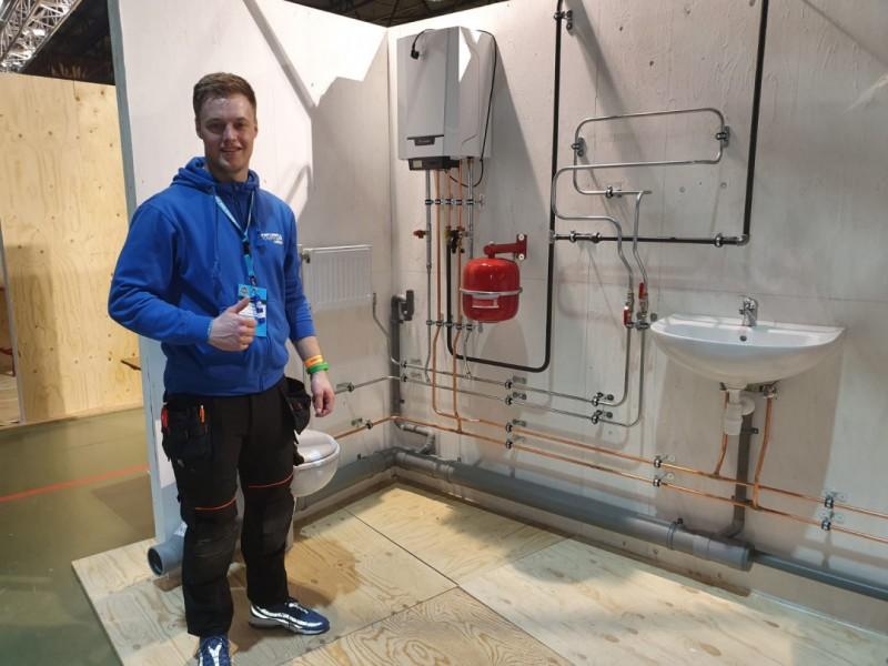 2020.09.03_02 - Sander Damsma alweer Nederlands kampioen installatietechniek